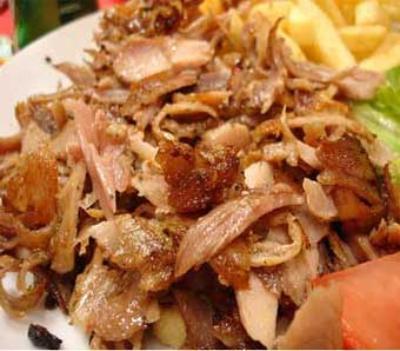 Loncheado de Pollo Ismael's Kebab (2kg). - Delicioso kebab loncheado de pollo marca Popular.  I.V.A. y portes incluidos en