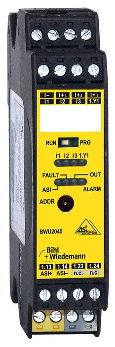 AS-i Safety Relaisausgangsmodul - BWU2045 |