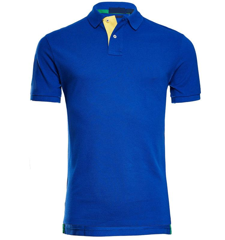 Men's cotton POLO shirt - cotton materail