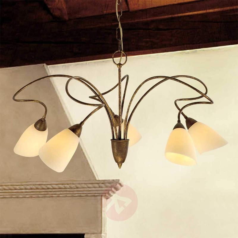 Country-house hanging light Alessandro - Pendant Lighting