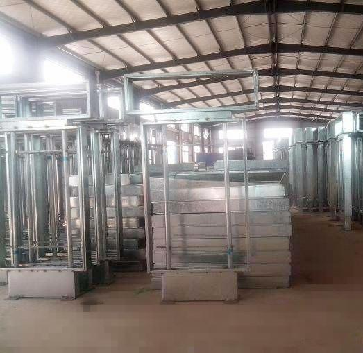 Stainless Steel Processing - Machining Center