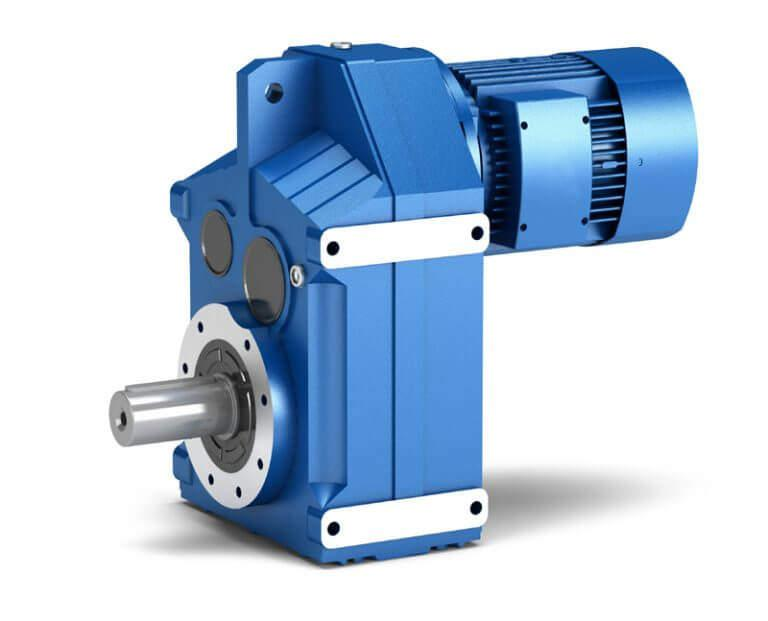 Parallel Shaft Helical Gear Worm Gearbox(F series) - Worm gearbox