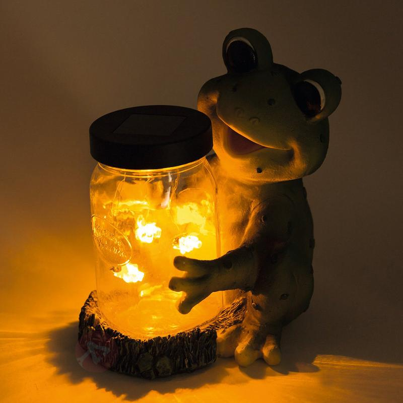 Lampe solaire LED décorative Nektus - Lampes solaires décoratives