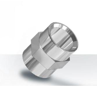 Buchsen Conform® - Die Conform® Buchsen weisen hohe Genauigkeiten in Länge und Durchmesser auf.