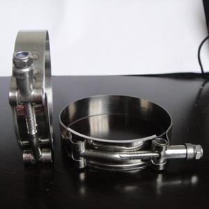Stainless steel clamps - stainless steel clamps for silicone hoses.