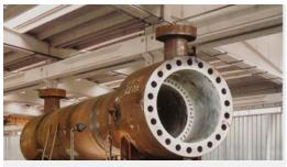 combined feed effluent heat exchanger - Pressure Vessels