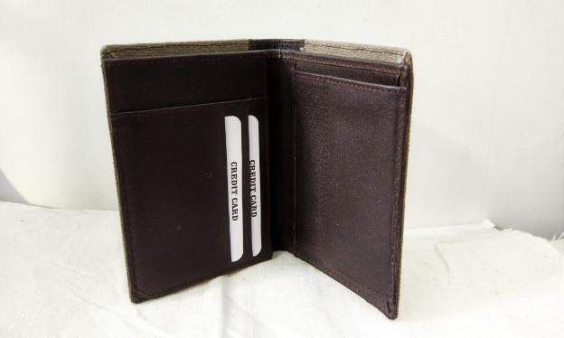 Unique cow leather book shape men wallet - unique cow leather book shape men wallet