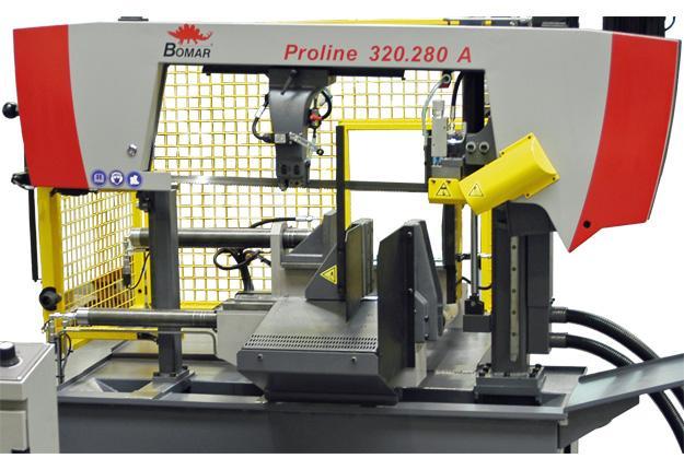 Scie à ruban automatique - PROLINE 450 ANC