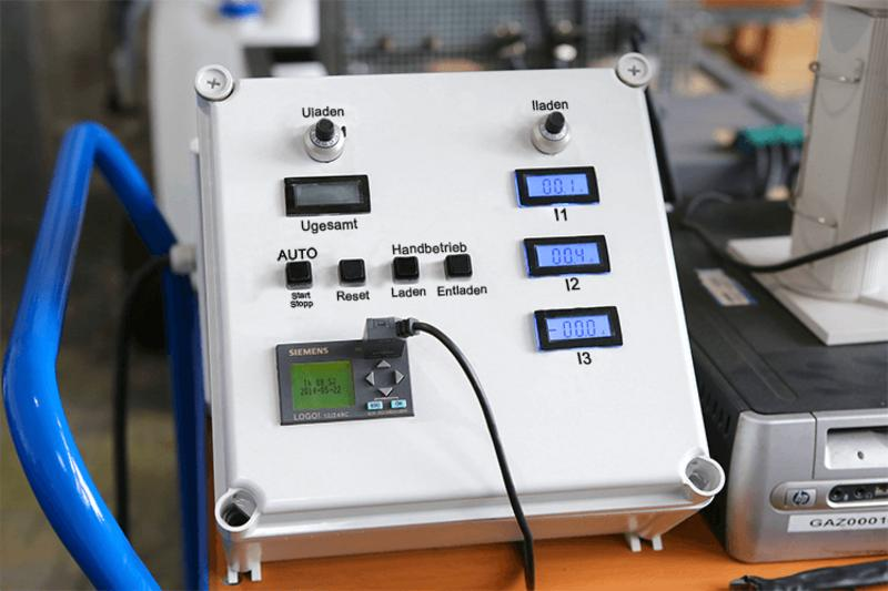 Logistics and maintenance of battery systems - null