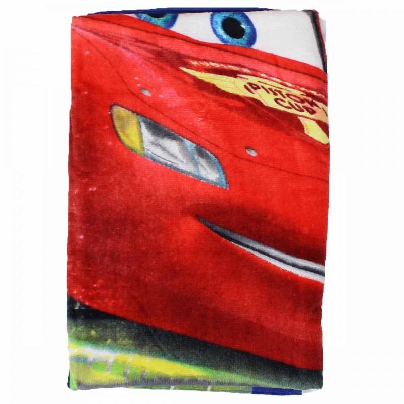 6x Serviettes de plage Cars 70x140 - Serviette