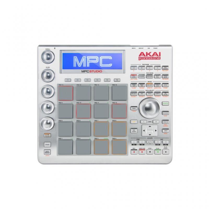 Sampler & Recoder - Akai MPC Studio