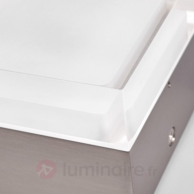 Applique LED carrée Ailin en acrylique - Plafonniers LED