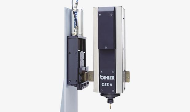 Unidades de mecanizado de roscas - GSE - Unidades de mecanizado de roscas - GSE