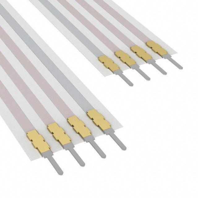 FLEX CABLE - AFE04T/AF04/AFE04T - TE Connectivity AMP Connectors A9AAT-0404F