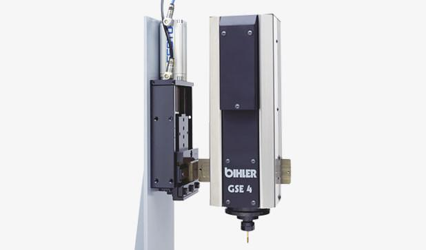 Tapping units - GSE 4 / 5 - Powerful processing modules GSE 4 / 5 for tapping and thread forming