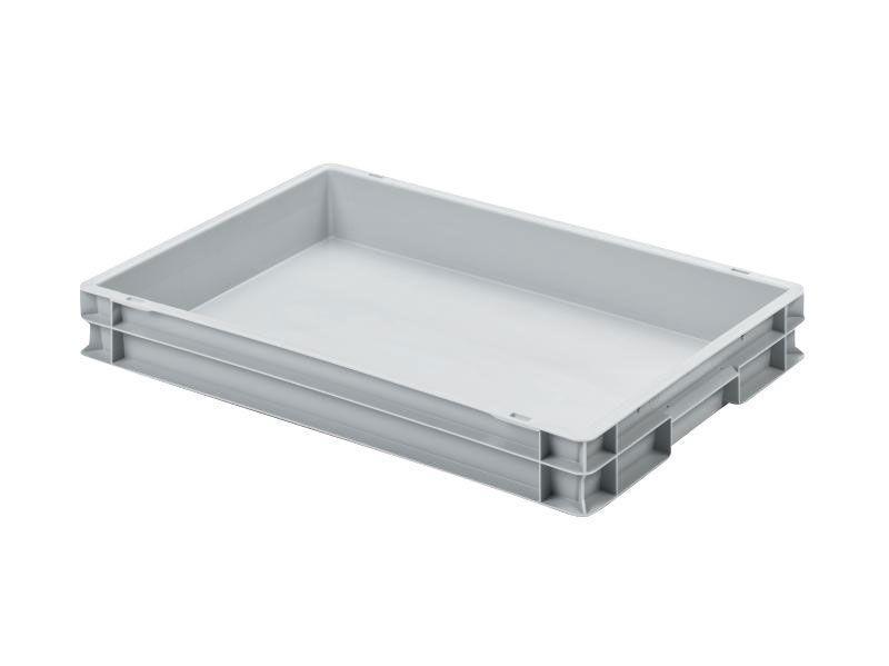 Stacking box: Ronny 75 OG - Stacking box: Ronny 75 OG, 600 x 400 x 75 mm