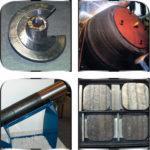 Prodotti di saldatura per riporti duri e antiusura - null
