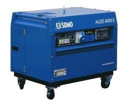 Groupes électrogènes - ALIZE 6000 E