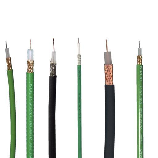 同轴视频电缆 -