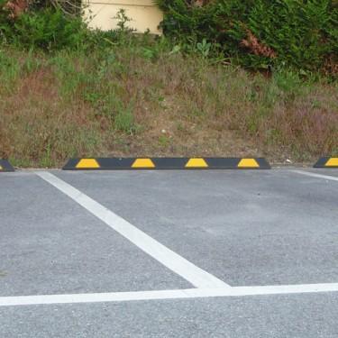 Sécurité des personnes - Butoir de Parking