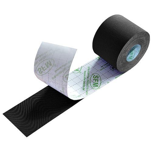 SFM Kinesiologisches Tape in Papierbox 5cmx5m schwarz (1) - null