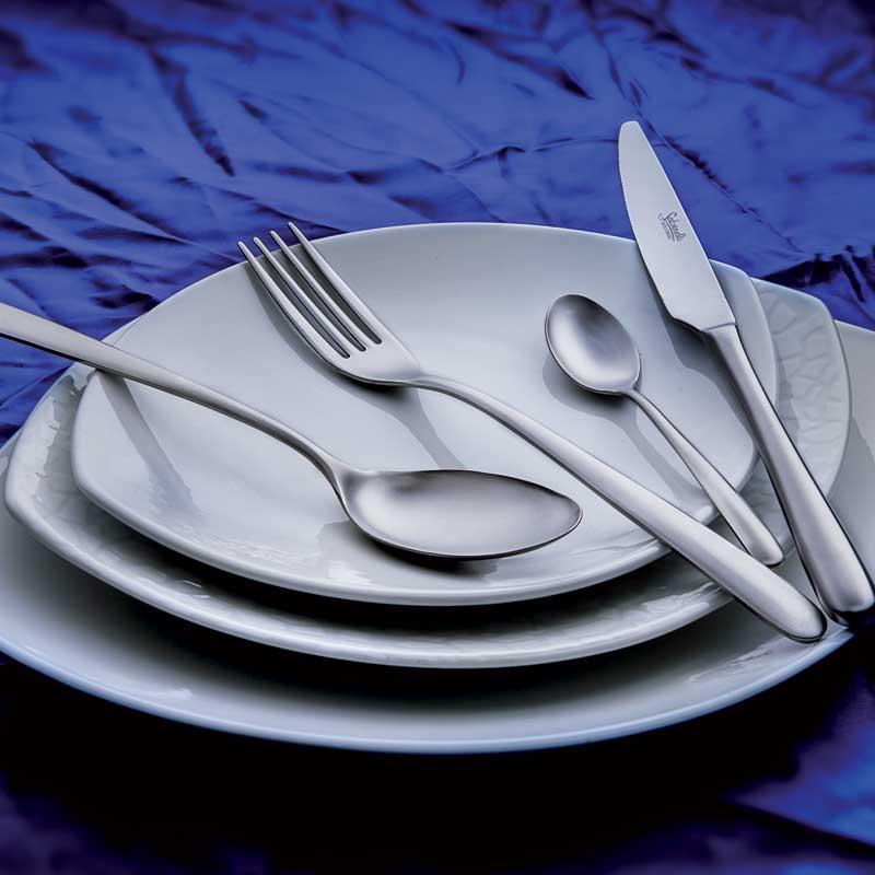 Trattamento ICE - L'acciaio levigato con particelle di ceramica
