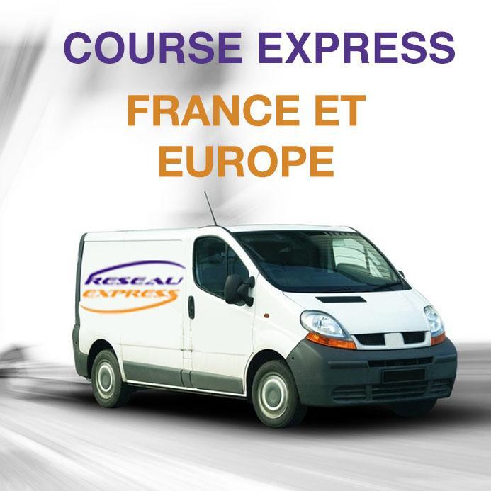 Course express - Course express et course urgente