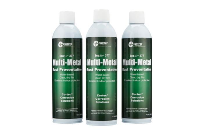 Cortec VPCI 377 - Spray para prevenir la oxidación | Recipiente EcoAir® Aerosol