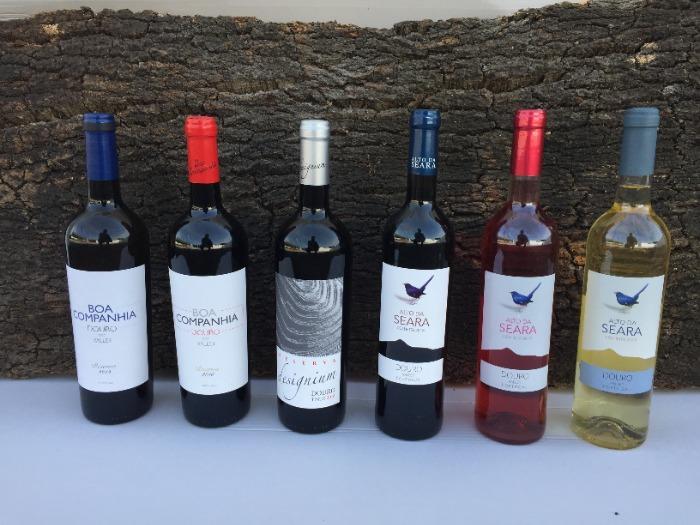 Vinhos Douro - Vinhos produzidos em Vila Seca, Armamar