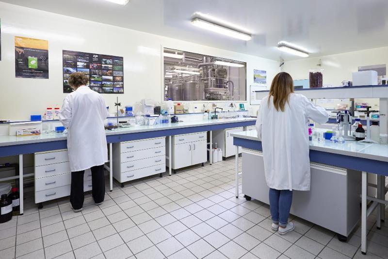 Laboratoire - Recherche sous contrat