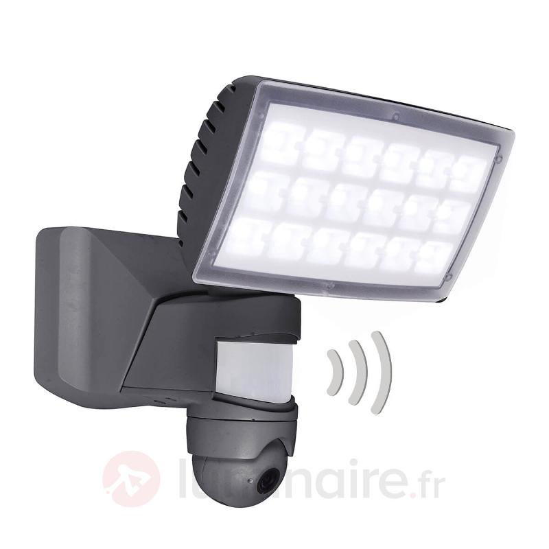 Spot d'extérieur LED Peri Cam - caméra, détecteur - Appliques d'extérieur avec détecteur