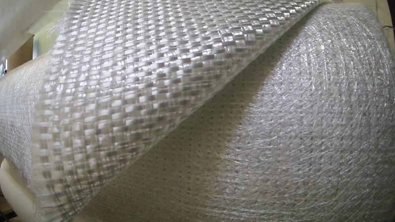 ROVING MAT 500/450 gr -Rlx 48k - Fibre et renforts Tissus complexes, multi axes verre