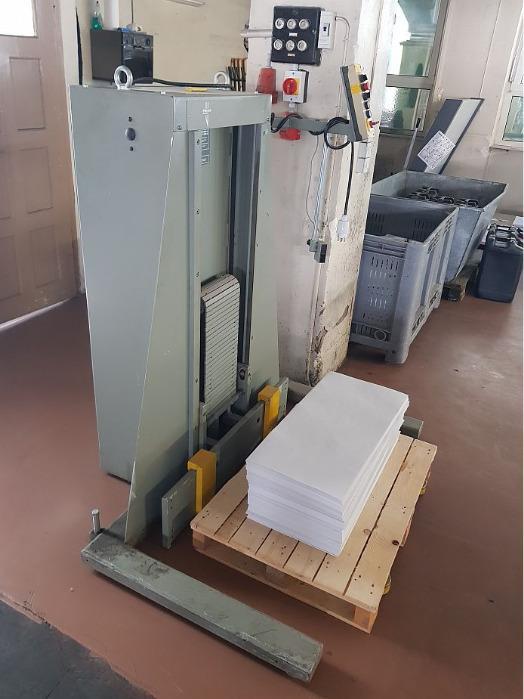 Polar L 600 G3 - Used Machine