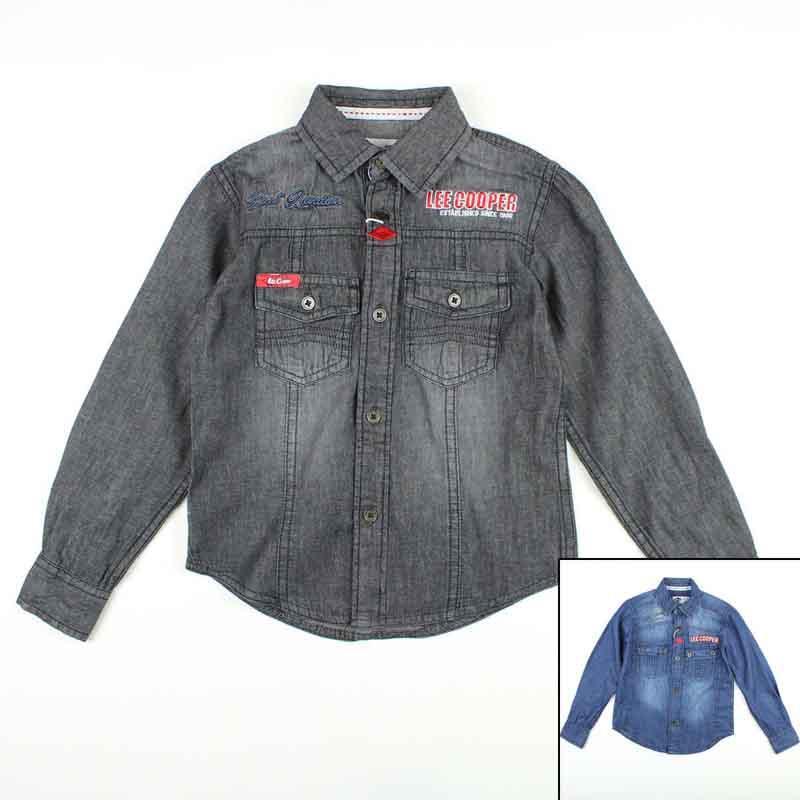 Manufacturer kids shirt licenced Lee Cooper - Shirt