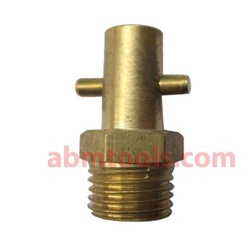 Grease Nipple - Pin Type - Suitable for fitting on manual grease guns and machines.