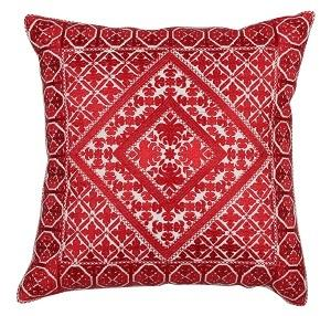 cotton cushion cover set - 100% cotton cushion cover set of two