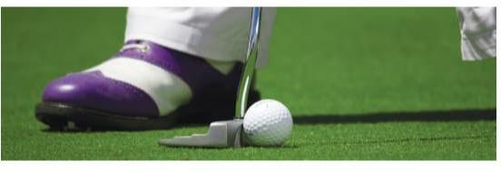Chauffeur privé GOLF - chauffeur clubs de golf