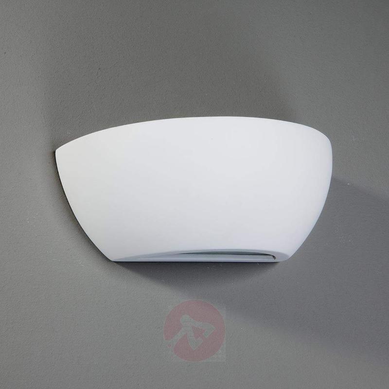 Felia - Wall Light Elegant Plaster White - Wall Lights