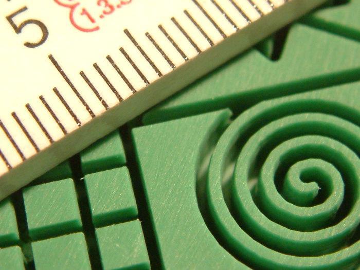 CNC Fräsen - Kunststoffe