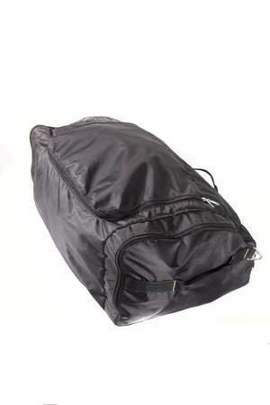 The first roof box bag - Black, carbon