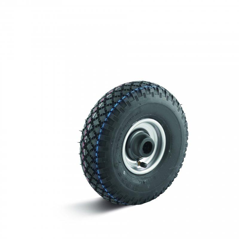 Air-filled tires up to 250 kg - Pneumatic tires roller bearing-series