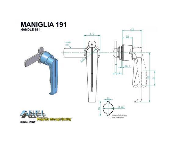 Maniglie - Maniglie 191