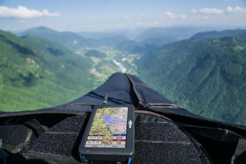 Oudie 5 – Co-Pilot with Buddies - free flight