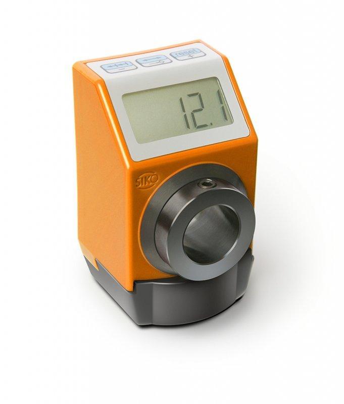 电子式位置指示器 DE04 - 电子式位置指示器 DE04, 可自由编程的