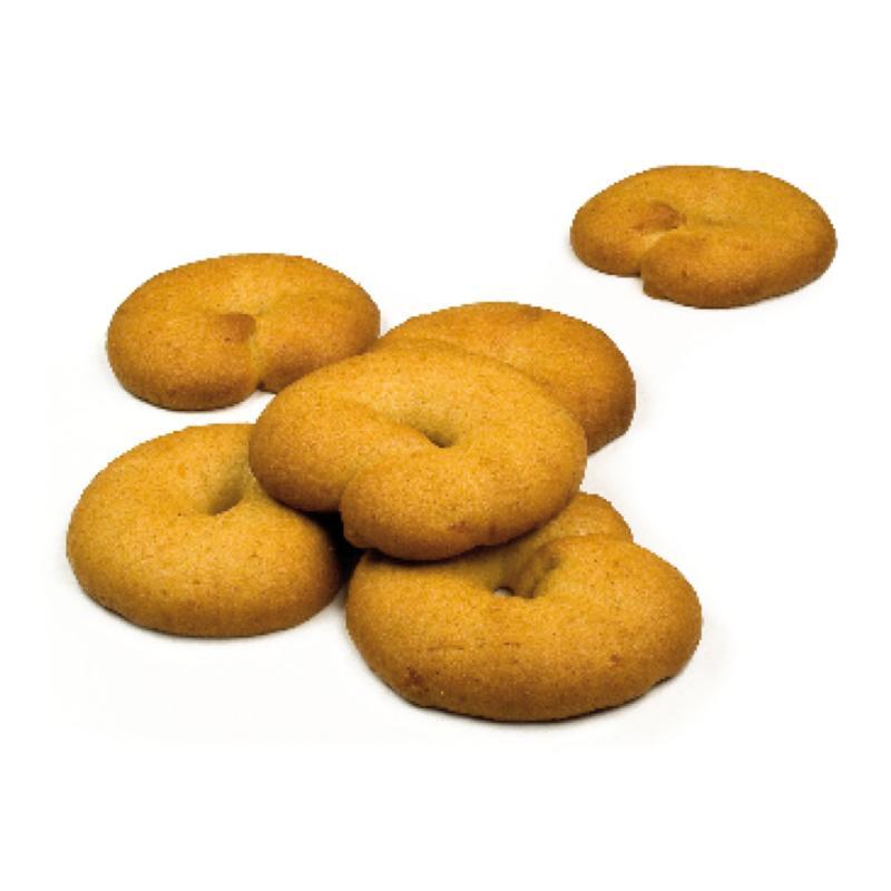 Orange Doughnuts - PASTRIES