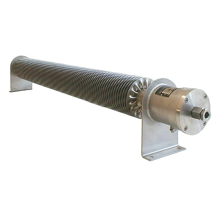 Ribbenbuiskachel explosieveilig - 500W - 3000W, 230 V, T2 / T3 / T4