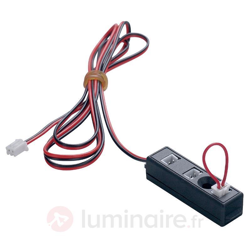 Fiche de connexion pour bloc d'alimentation LED - Transformateurs LED