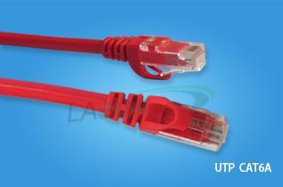 UTP 4Pairs Cat 6A Patch Cord - UTP CAT6A
