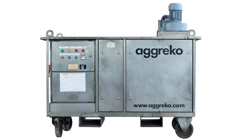 1600 Industrial Dehumidifier - Dehumidifier Rental
