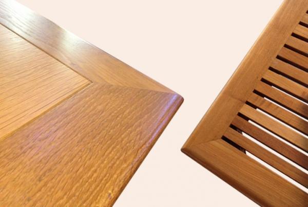 Plateaux de tables en bois - null